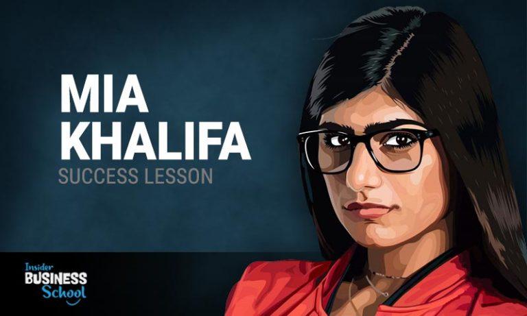 Mia Khalifa Net Worth (2021) [10 Best Lessons We Can Learn]