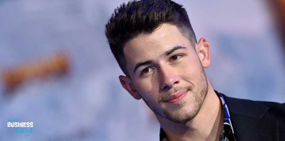 Nick Jonas Success Lesson 02