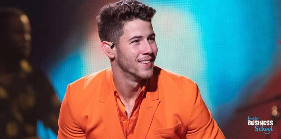 Nick Jonas Success Lesson 09