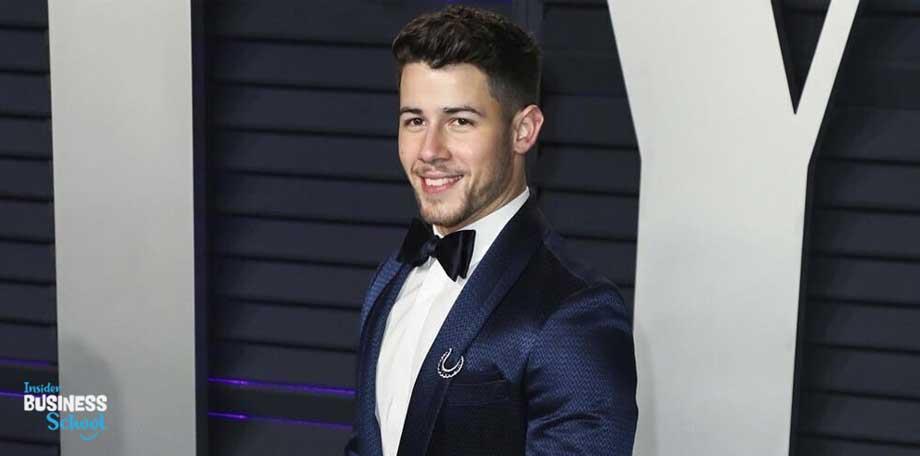 Nick Jonas Success Lesson 10