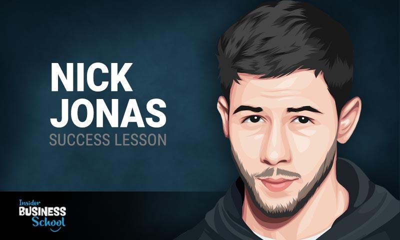 Nick Jonas Success Lesson FI