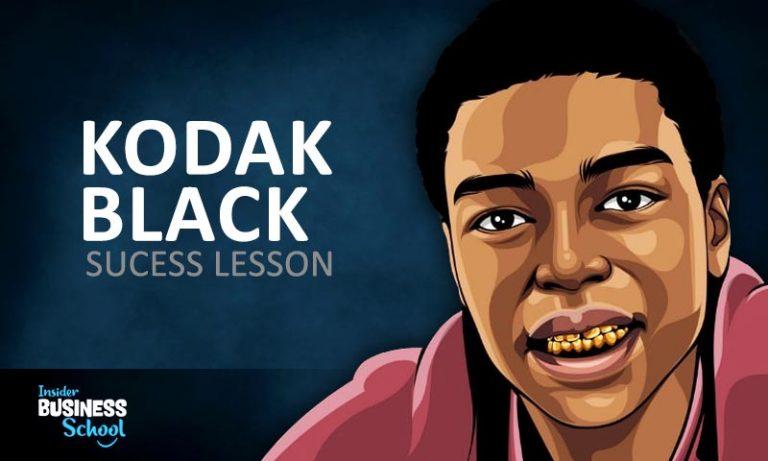 Kodak Black Net Worth (2021) [10 Best Lessons We Can Learn]