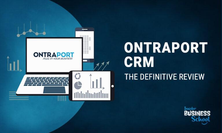 Ontraport CRM [Definitive Review] 2021
