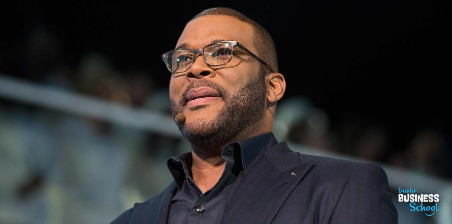 Tyler Perry Success Lessons