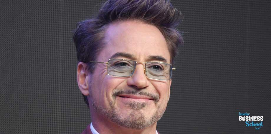 Robert Downey Jr Lessons