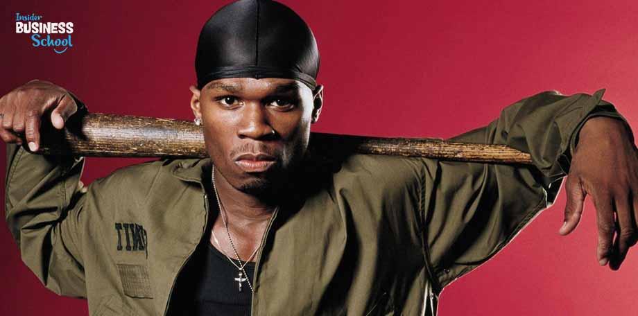 50 Cent Success Lessons