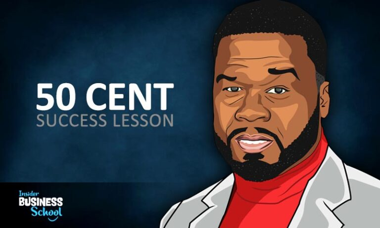 50 Cent Net Worth(2021) [10 Best Lessons We Can Learn]