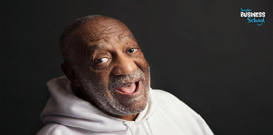Bill Cosby Success Lessons