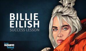 Billie Eilish Success Lessons FI