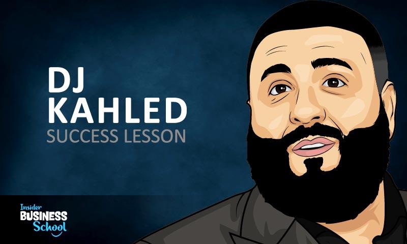 DJ Khaled Success Lesson FI