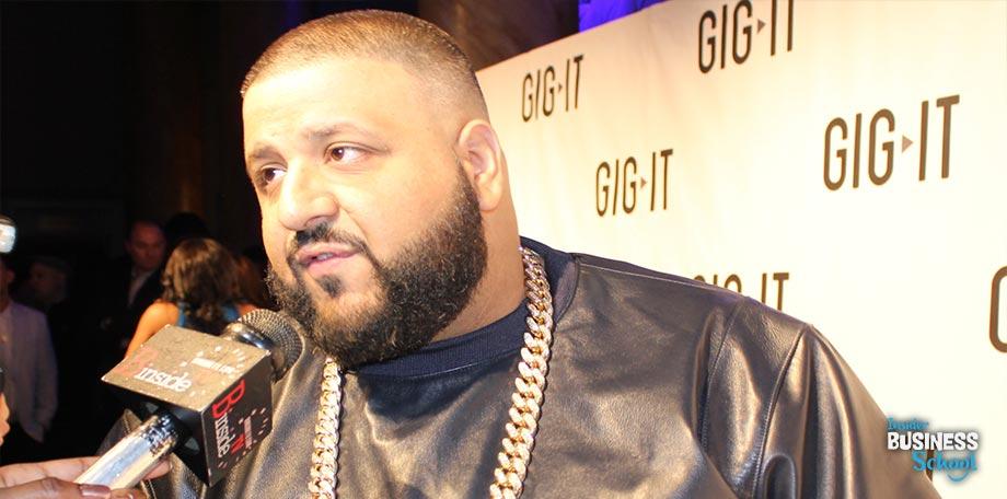 DJ Khaled Success Lessons