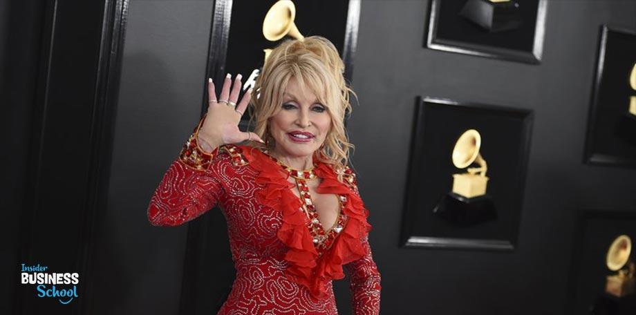 Dolly Parton Success Lessons