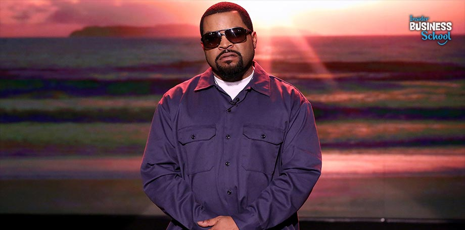 Ice Cube Success Lessons