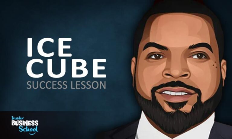 Ice Cube Net Worth(2021) [10 Best Lessons We Can Learn]