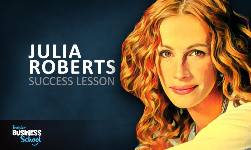 Julia Roberts Success Lessons FI