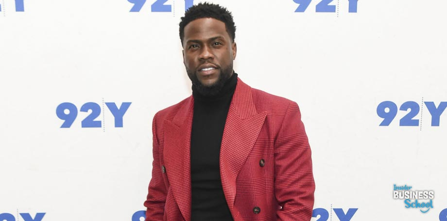 Kevin Hart Success Lessons