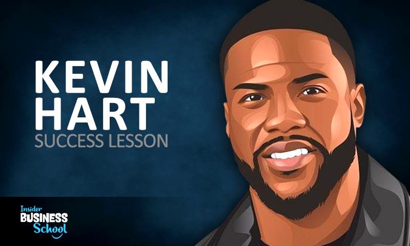 Kevin Hart Success Lessons FI