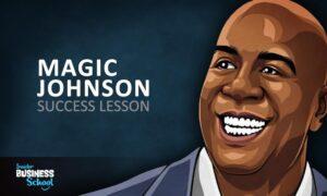 Magic Johnson Success Lessons
