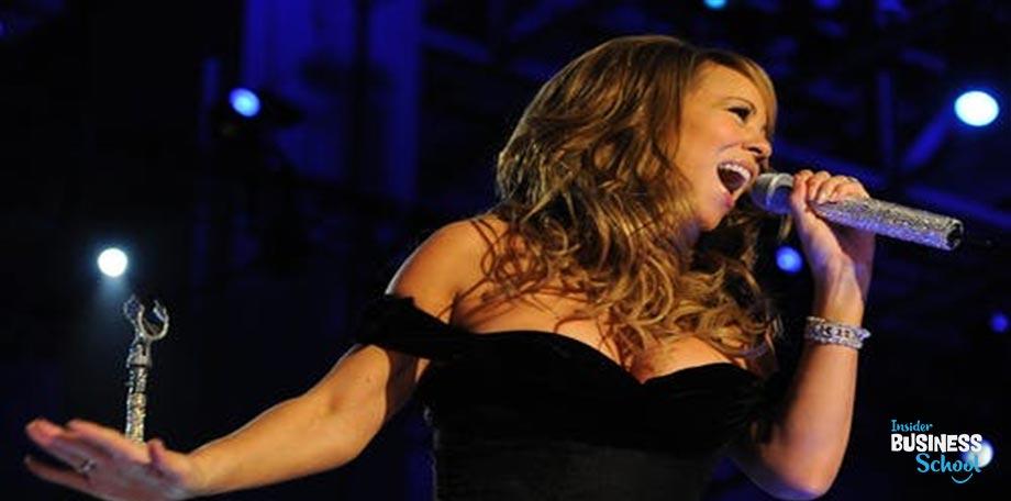 Mariah Carey Success Lessons