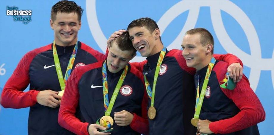 Michael Phelps Success Lessons