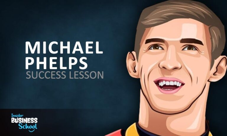 Michael Phelps Net Worth (2021)  [10 Best Lessons We Can Learn]