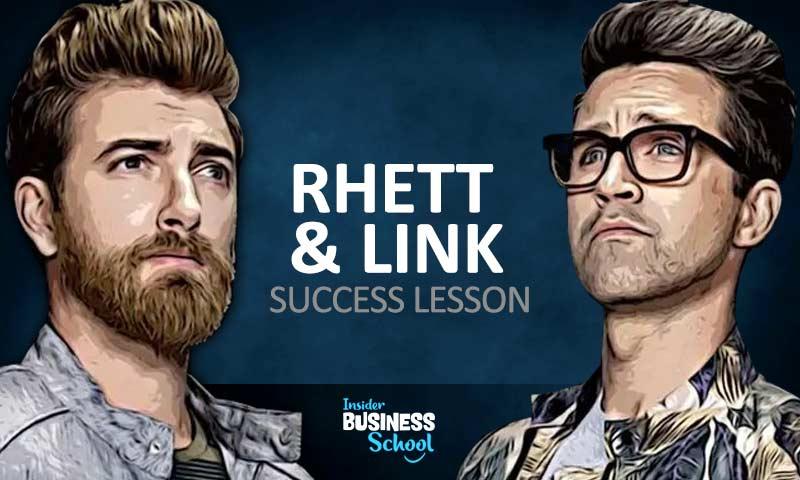 Rhett & Link Net Worth FI