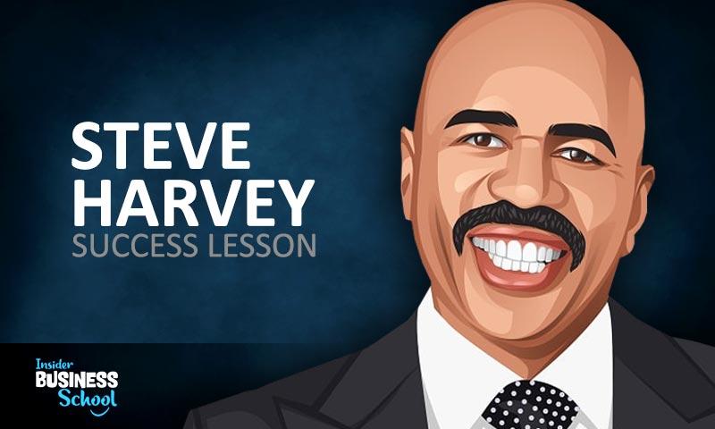 Steve Harvey Success Lessons FI