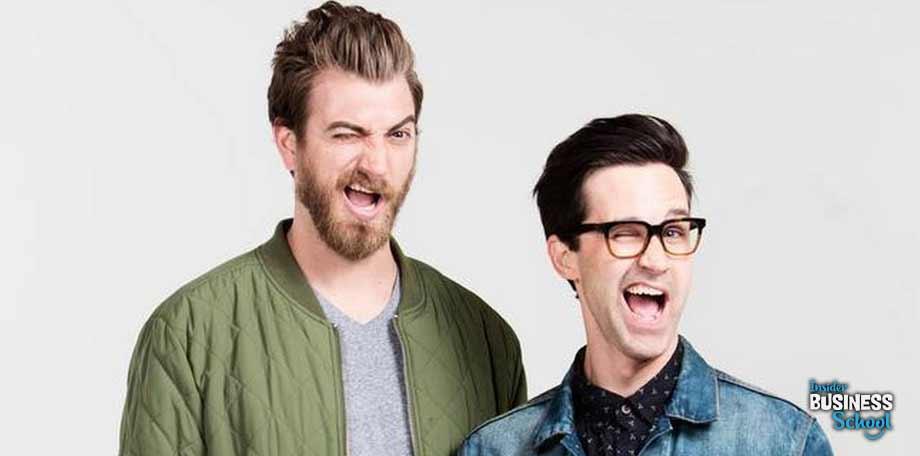 Rhett Link Net Worth 10
